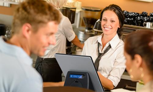 punto cassa ristorazione