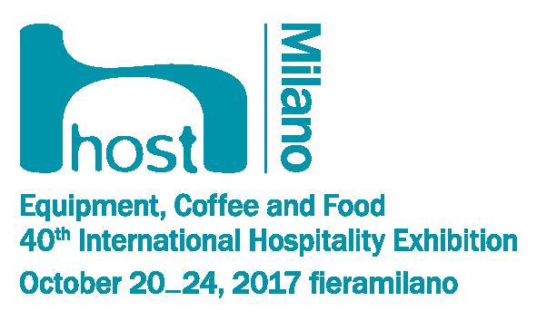 Logo di HOST 2017