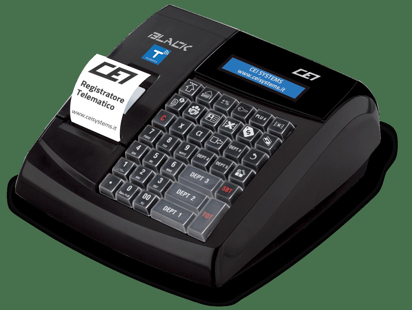 registratore di cassa telematico Big-Plus