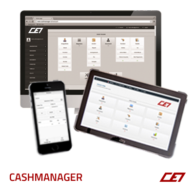 Il software gestionale CashManager