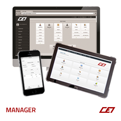 Il software gestionale Manager
