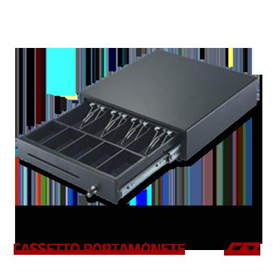 Cassetto portamonete