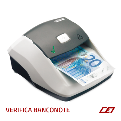 Rilevatore banconote false