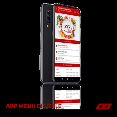 App Menu Digitale