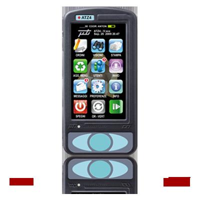 Palmare comande ATZ4