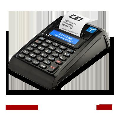 Registratore telematico portatile J Smart RT