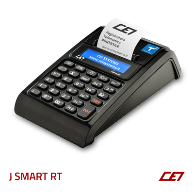 Registratore telematico J Smart RT