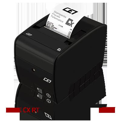 Registratore telematico Kube CX RT