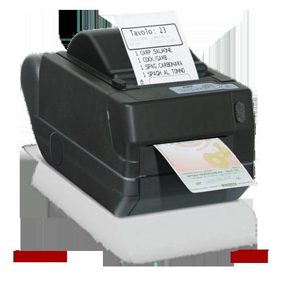 Stampante comande e fiscale SPR33D