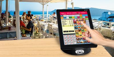 registratore di cassa per ristorante